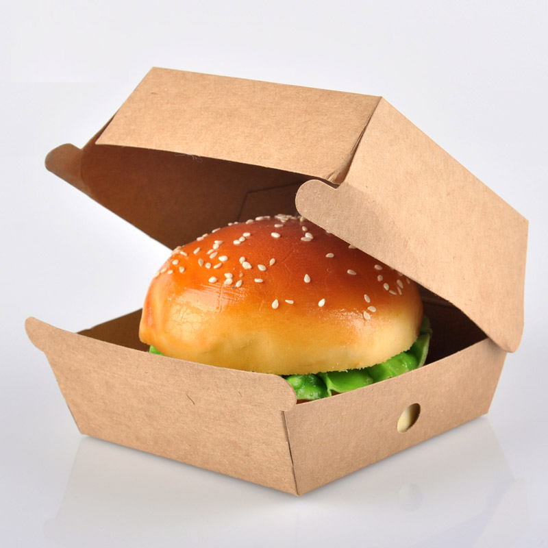 Packing Burger Box,Hamburger container