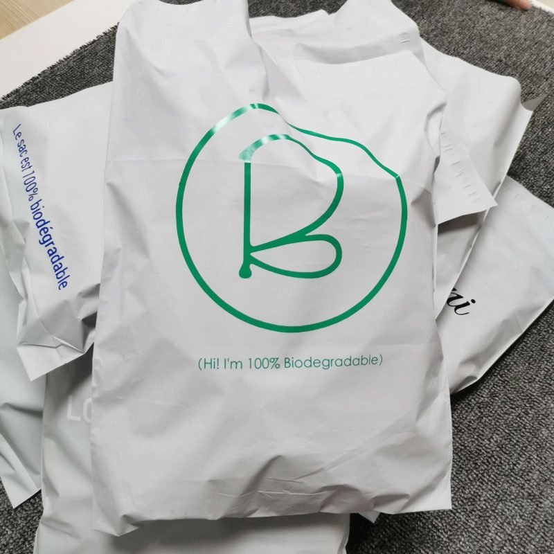 Thin and durable Mailing Plastic Bags