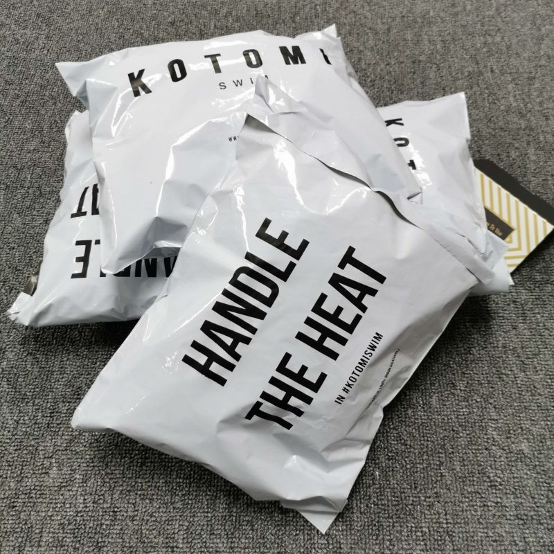 Mailing Plastic Bags Tamper Proof Courier Bags